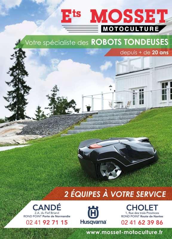 mosset tondeuse robot pelouse