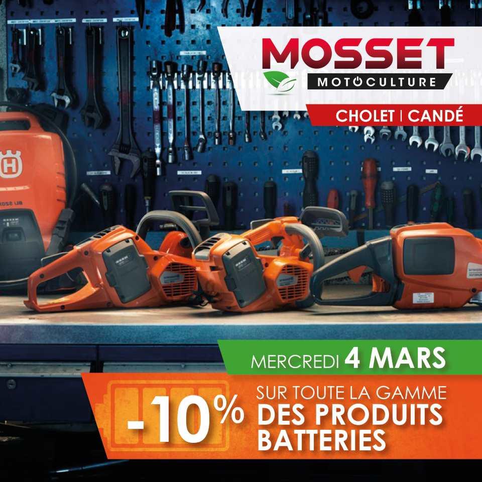 4 mars offre portes ouvertes batteries