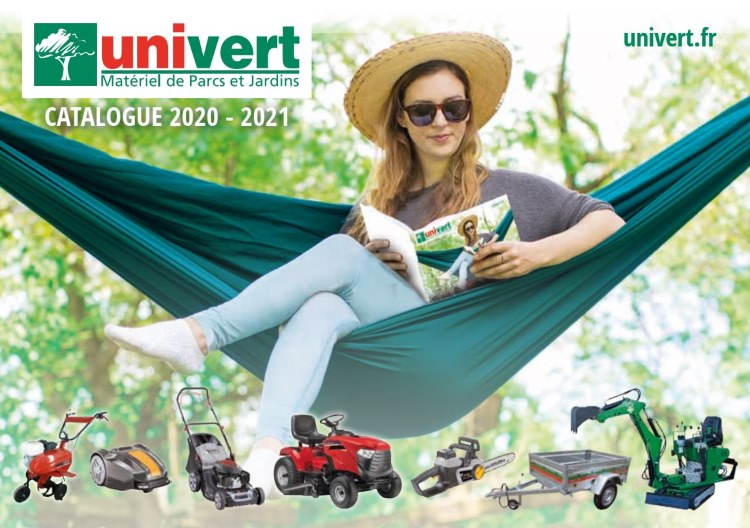 UNIVERT catalogue 2020 2021