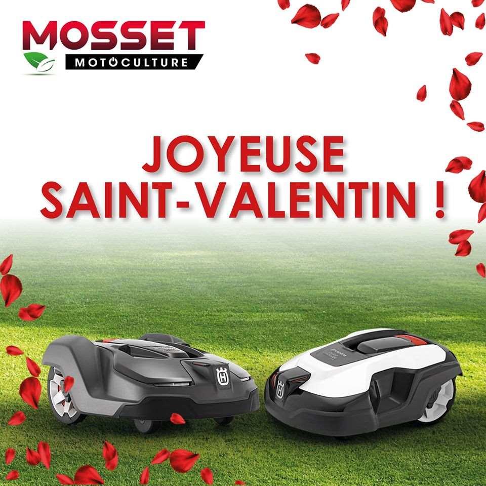 Joyeuse saint valentin chez mosset