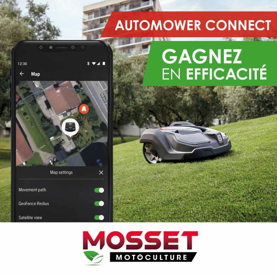 automower connect efficacit C3 A9