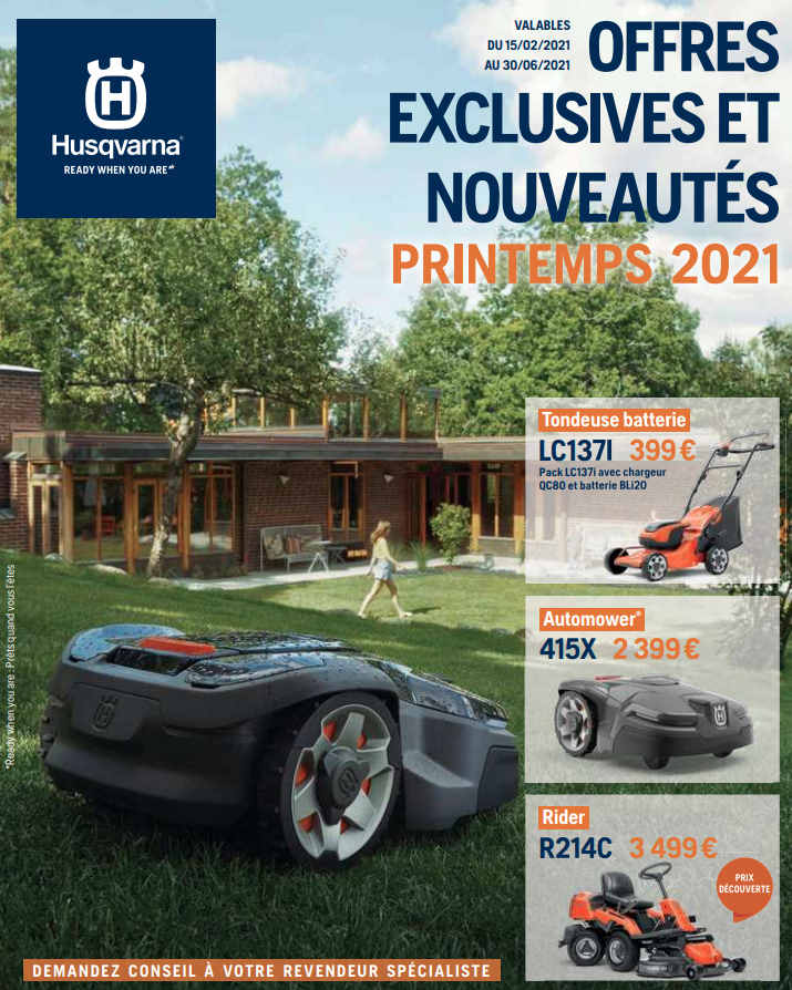 Catalogue hva printemps 2021